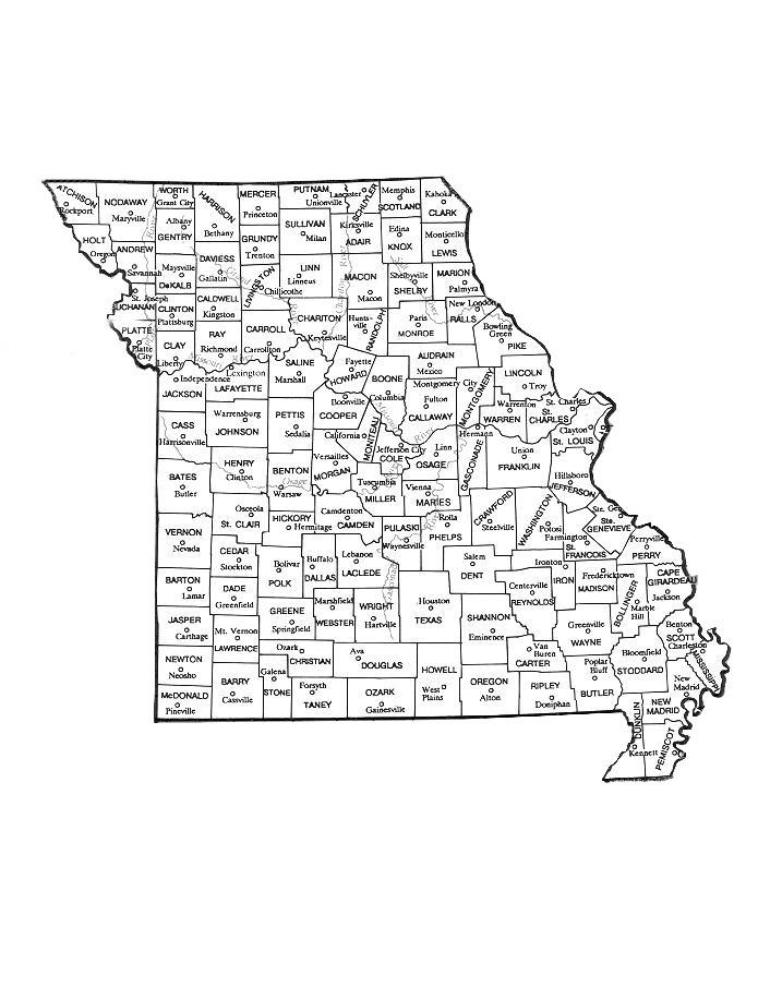 Mississippi Co MO index